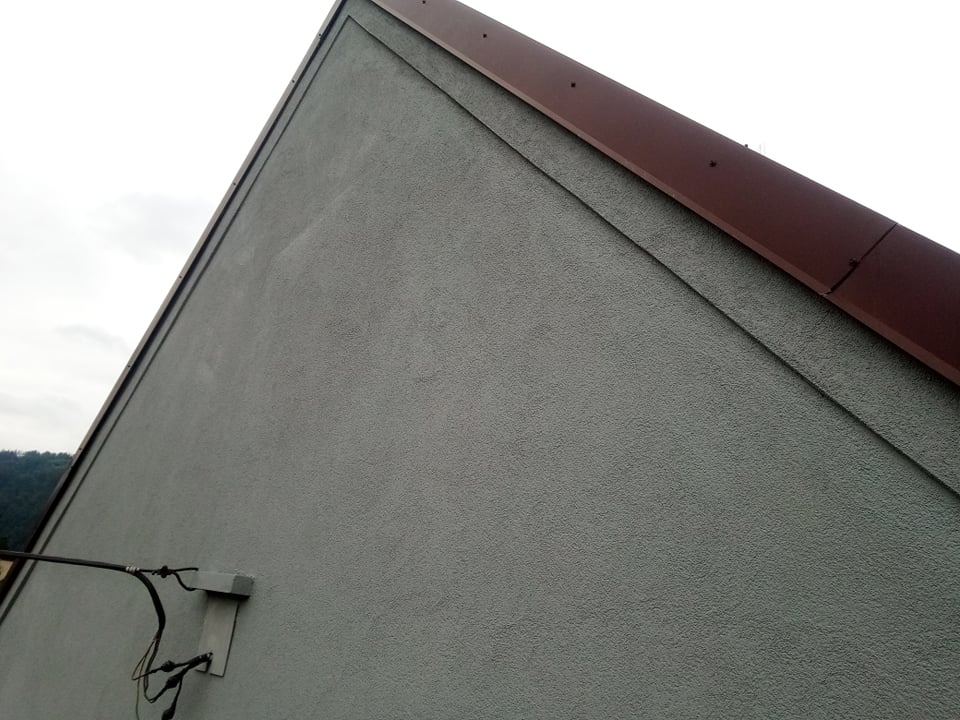 Nátěr fasády - příprava