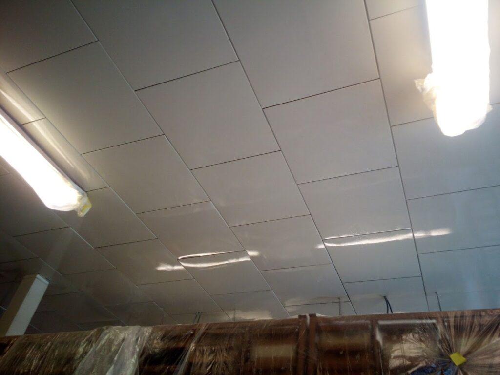 Nátěry a výmalby stropů