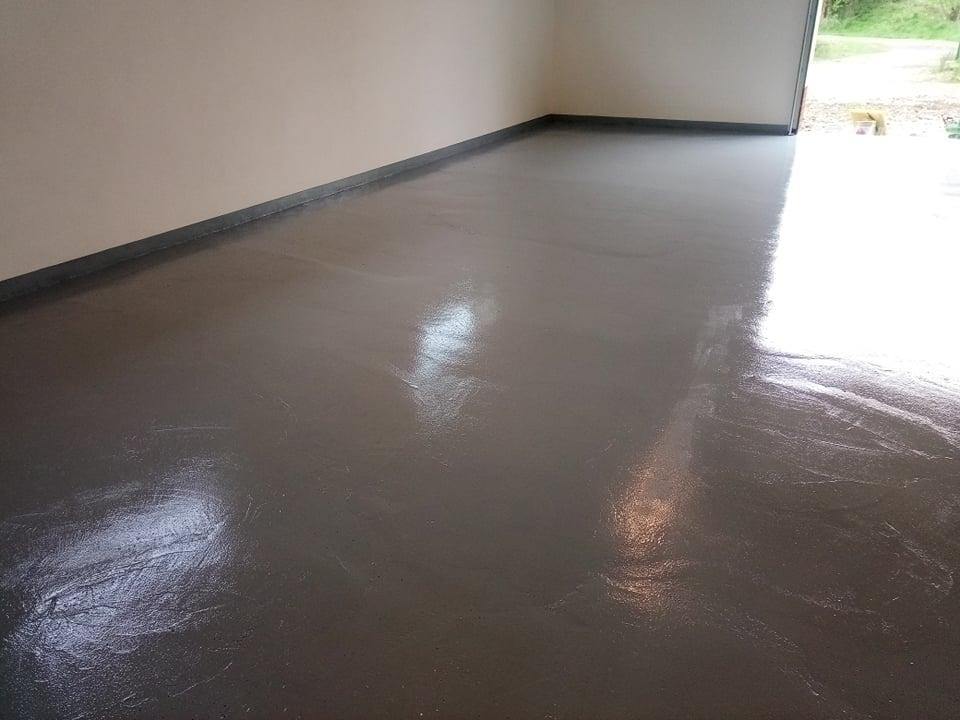 Nátěry podlah