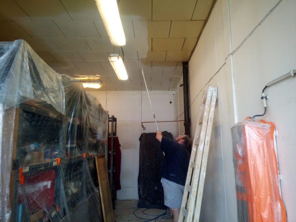 Nástěry a výmaby stropů